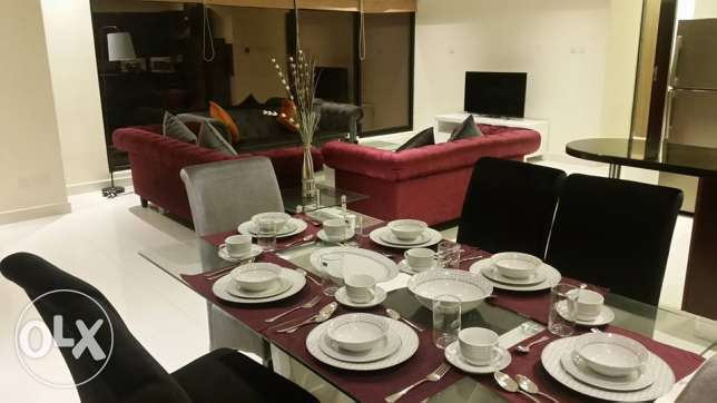 modern fully furnished apartment in juffair
