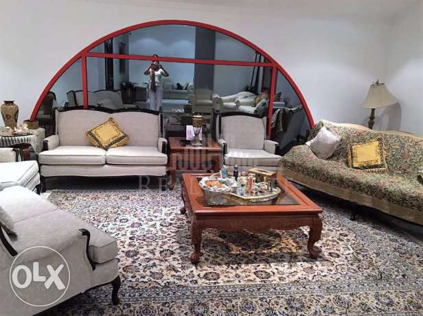 Fully Furnished 5-bedroom villa in A'Ali