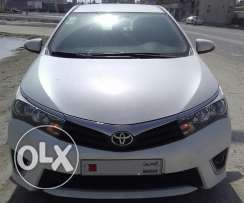 Corolla 2.0 xli. 2014 for sale