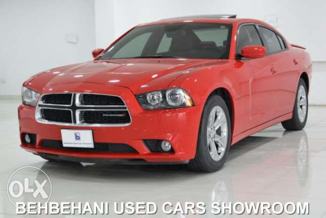 For Sale DODGE CHARGER R/T HEMI 2014 in Bahain
