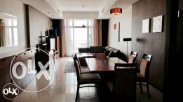 Executive 2.5 bedroom fully furnished apartment