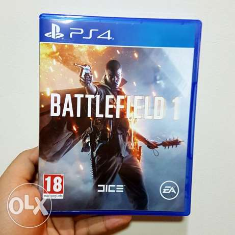 Battlefield 1 for sale