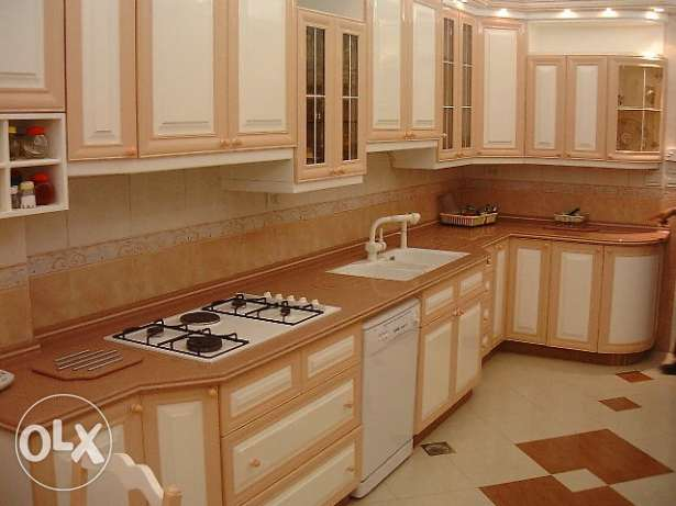 KITCHEN and VANITY tops/ all kinds / all designs (Corian)