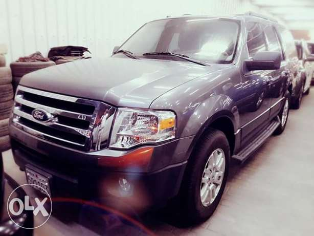 Ford expedition Suv 2013 model for sale Cash and Bank loan