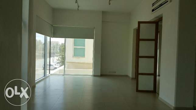 spacious one bedroom semi furnished for rent