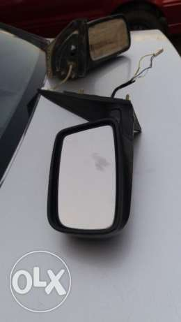Side Mirrors of Mitsubishi Lancer 2002
