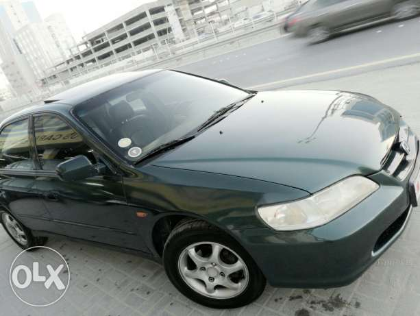Honda accord for sale very good condition full option