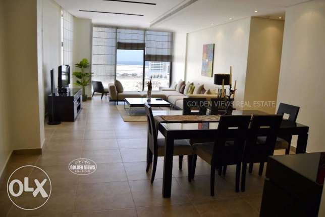 Sea View Stunning Apartment with all Amenities in Seef/Sanabis