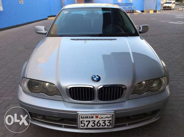 For Sale 2001 BMW 330CI Japan Specification