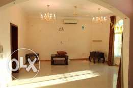 JBA33 3br semi furnished villa for rent close to saar