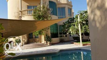 fully furnished private villa with pool saraya