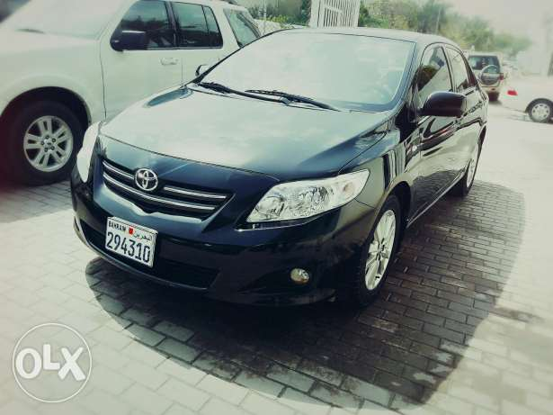 Toyota Corolla Gli 1.8 Full option car model 2008 for Sale