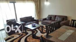 2br flat for rent in amwaj island [fully furnished]