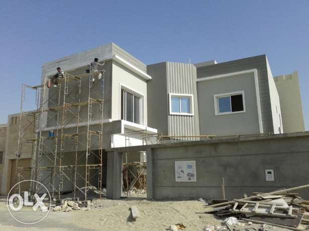 Brand New Modern Villa For Sale In Hamad Town Round About 2