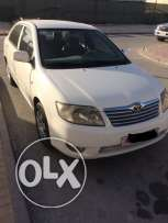 forsale toyota corolla excellent condition