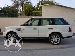 Range Rover 2008 supercharged