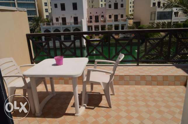 Floating city 1 Bedroom furnished with Lake View جزر امواج  -  5