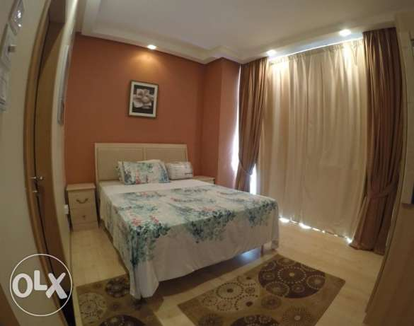 Single bedroom with Superb View in Juffair جزر امواج  -  2