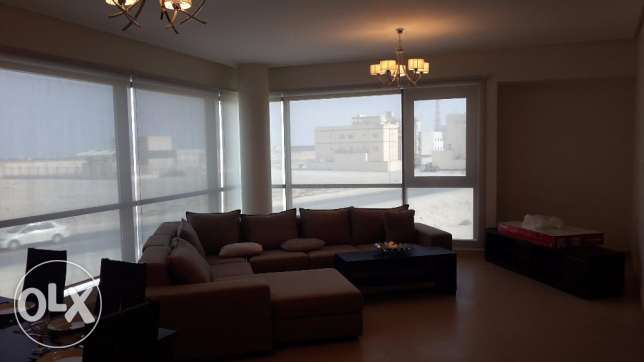 Spacious flat in Janabiya Brand new 2 BR