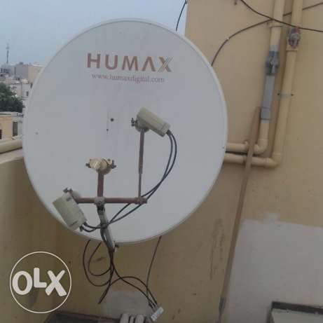 Dish with billions of channels
