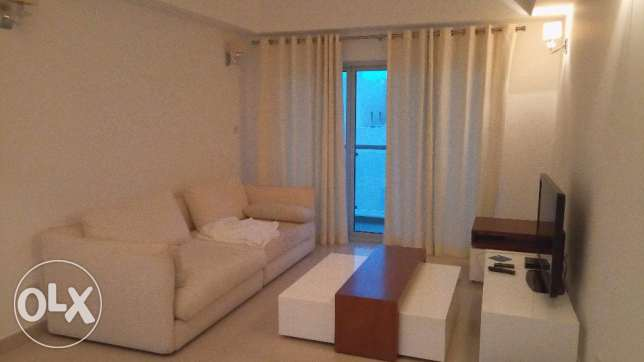 2 Bed Rooms Fully Furnished Apartment in Amwaj