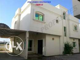 Semi furnished villa for rent at Tubli