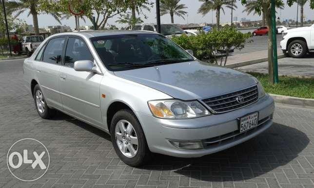 Toyota Avalon xls in perfect condition
