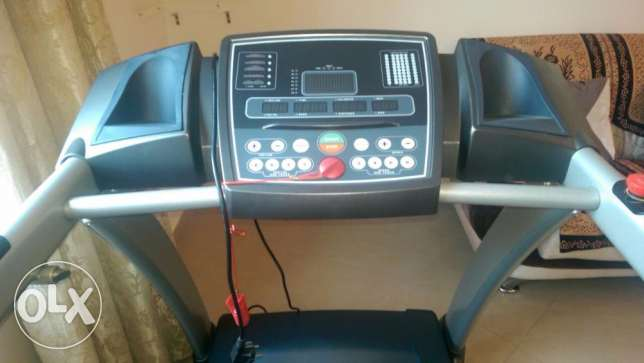 last two items to go- treadmill المنامة -  2
