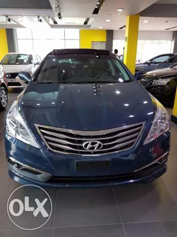 Hyundai Azera 2016 Full Option