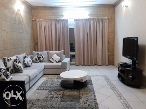 3 bedroom fully furnished apartment for rent