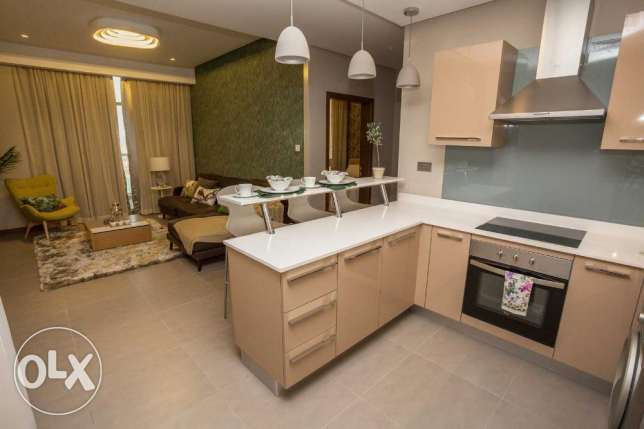 Two bedrooms apartment for sale -BRAND NEW
