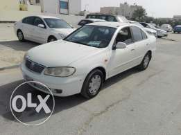 For sale Nissan sunny 2004