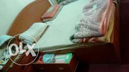 Bed room set for sale
