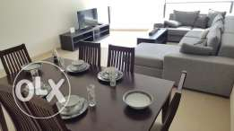 Very spacious 2 BHK flat with beautiful facilities