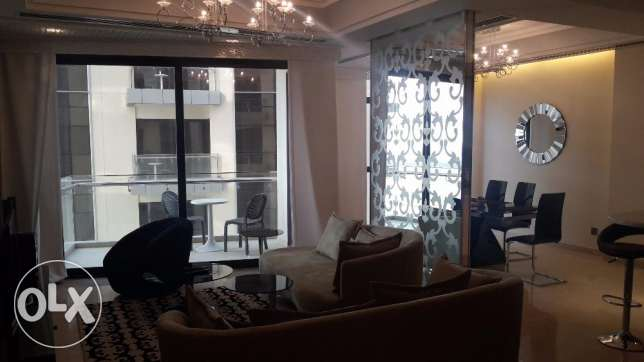 Modern 2 BR flat Sea view in Seef