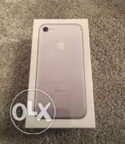 Brand New iPhone 7 Silver 32GB Unlocked Unopened