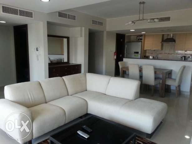 1bedroom with modern furnished fully furnished open Sea views