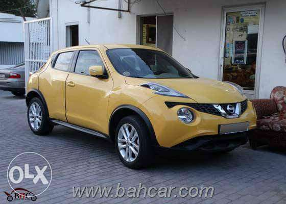 Nissan juke with Camera Option 2015 model. Cash and bank loan accept