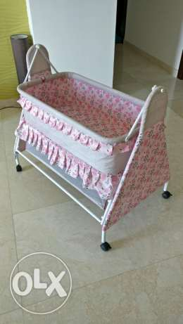 Baby Cot, Crib, baby bed