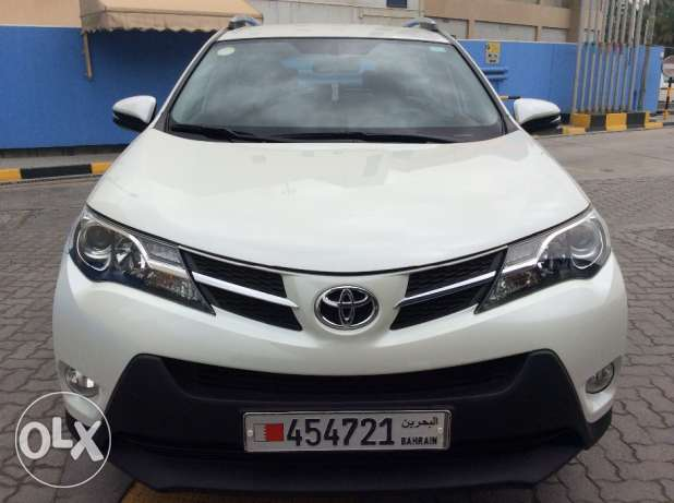For Sale 2013 Toyota Rav4 Single Owner Bahrain Agency