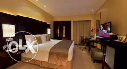 A double occupancy room for sale at Crown Plaza Bahrain 5*