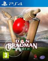 Ps4 Don Bradman Cricket 17