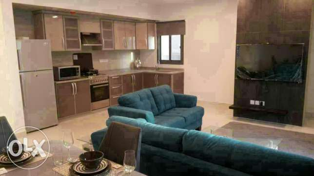 Brand new Apartment 2 BR in Janabiya