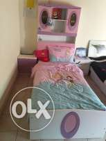 Kids bed set for small