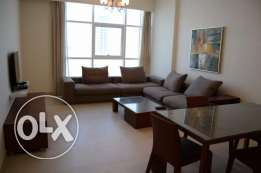 New Building Modernly Furnished Good Location