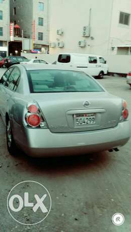 2005 model Nissan Altima for sale in good condition