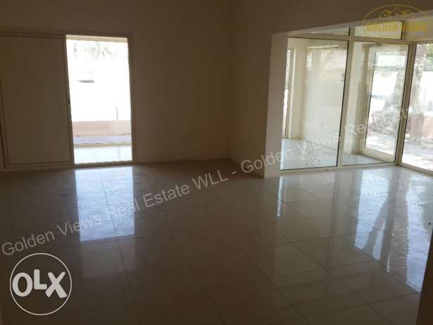 3 Bedroom semi furnished villa for rent in near Salmaniya exclusive