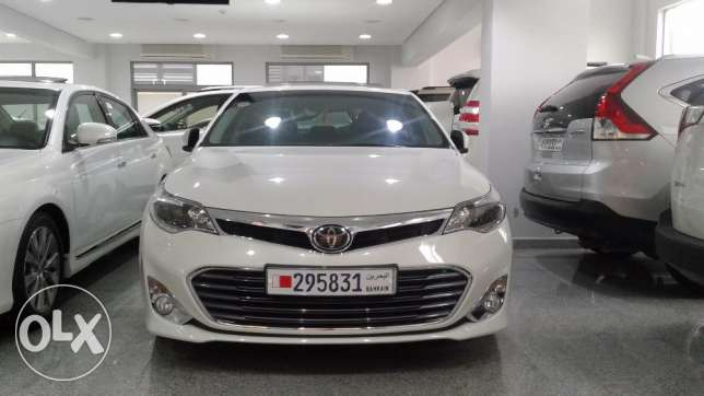Toyota Avalon Model2013 Km 84000 full option