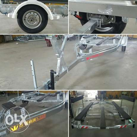We do all kinds of trailers سترة -  5
