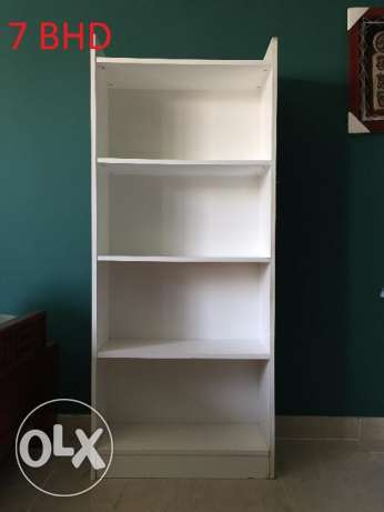 Final Offer Book Shelve for BD 5, Urgent Sale Expat Leaving
